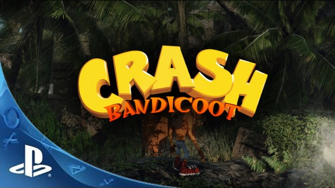 CRASH BANDICOOT: N-SANE TRILOGY – Trailer zum PS4 Remake