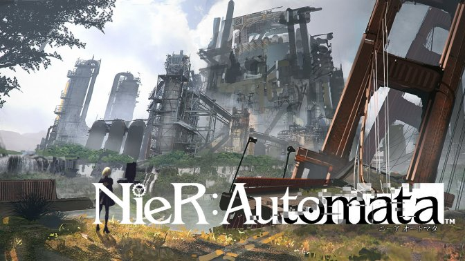 NieR Automata – Neues Video erschienen !