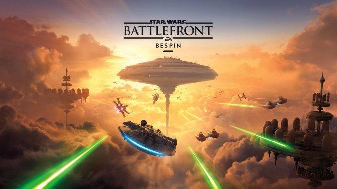 STAR WARS BATTLEFRONT – Test-Termine zum Bespin-DLC angekündigt