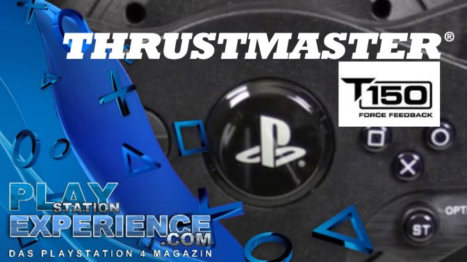 [ TEST ] Thrustmaster T150