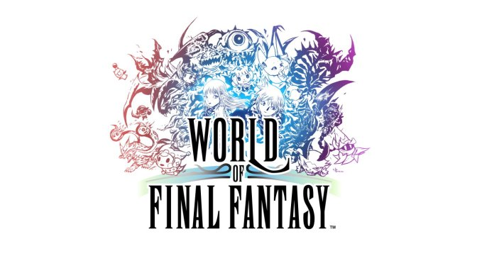 WORLD OF FINAL FANTASY – Demo angekündigt !
