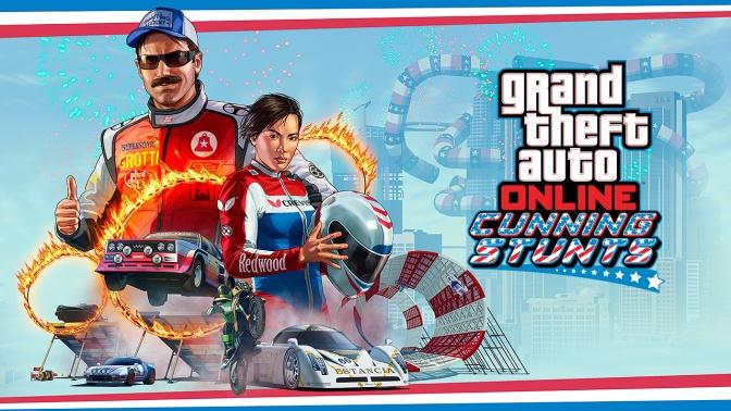GTA ONLINE – Cunning Stunts: Special Vehicle Circuit erscheint am 14. März