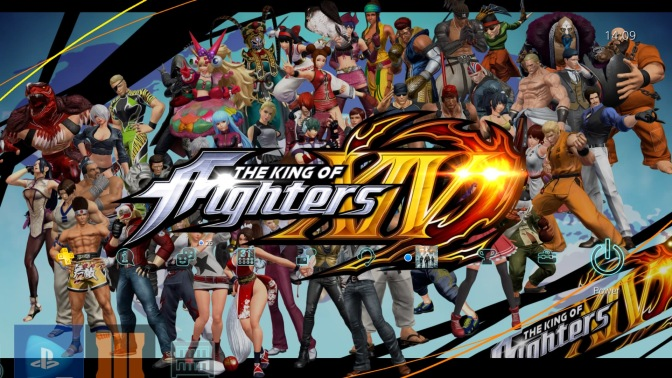 THE KING OF FIGHTERS XIV – Patch 1.03 angekündigt