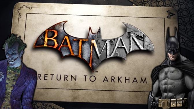 BATMAN: RETURN TO ARKHAM – Patch 1.02 bringt PS4 Pro Unterstützung