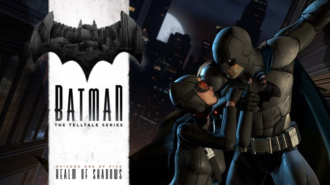 Batman The Telltale Series Episode 1
