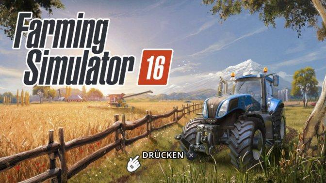 [ TEST ] Farming-Simulator 16