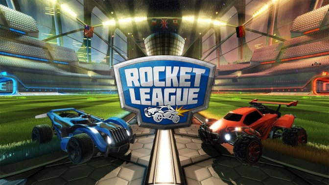 ROCKET LEAQUE – Ab sofort auch auch als Disc Version !