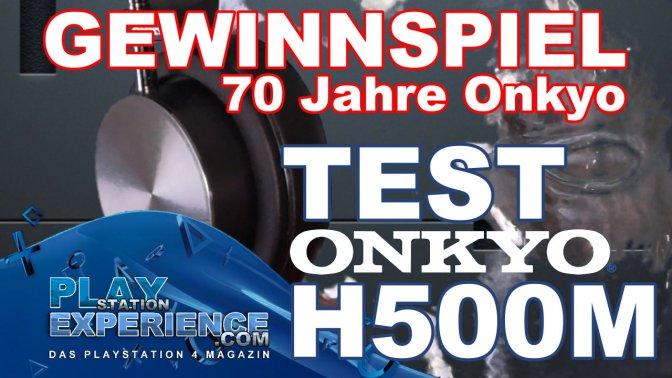 Test Onkyo H500M