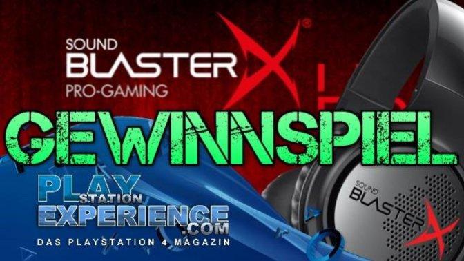 Test und Gewinnspiel Soundblaster X H3