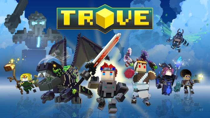 TROVE –  ab sofort kostenlos im PlayStation Store