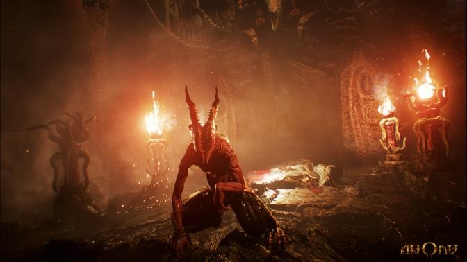 AGONY – Gamescom-Trailer zum Survival-Horror