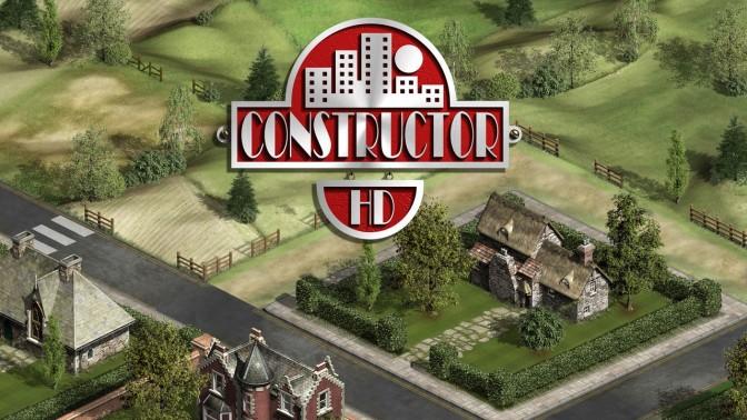 CONSTRUCTOR HD – Unser Eindruck der Gamescom Präsentation