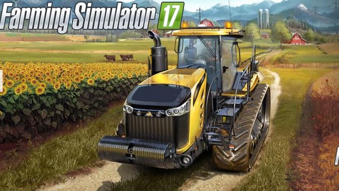 LANDWIRTSCHAFTS-SIMULATOR 17 – Exklusiver PlayStation Plus Traktor erschienen