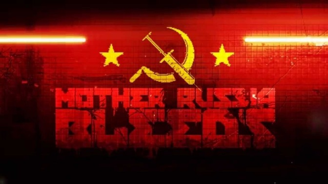 [ TEST ] MOTHER RUSSIA BLEEDS