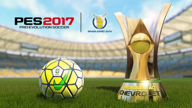 PES 2017 Brasilia