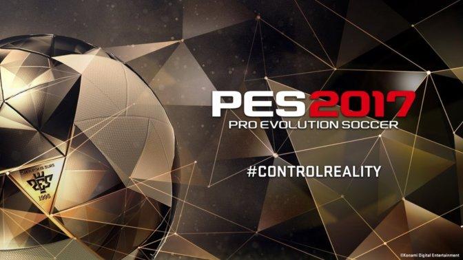 PES 2017 – Update für PlayStation 4 Pro ist da !