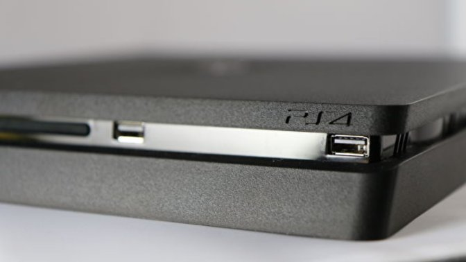 Playstation 4 Sony Slim