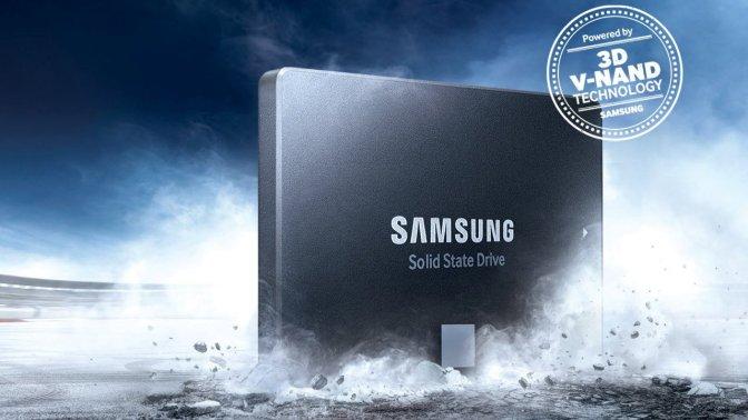 SAMSUNG – schnelle SSD Festplatte für die PlayStation 4 Pro