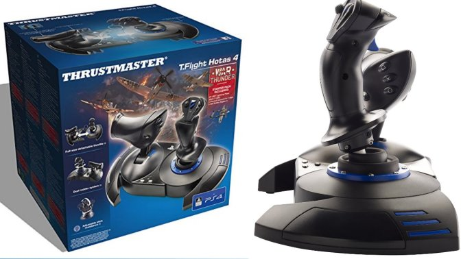 [ UNBOXING ] Thrustmaster T.Flight Hotas 4