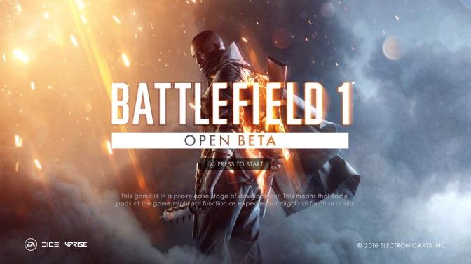 BATTLEFIELD 1 – die erfolgreichste Beta in der Geschichte von EA