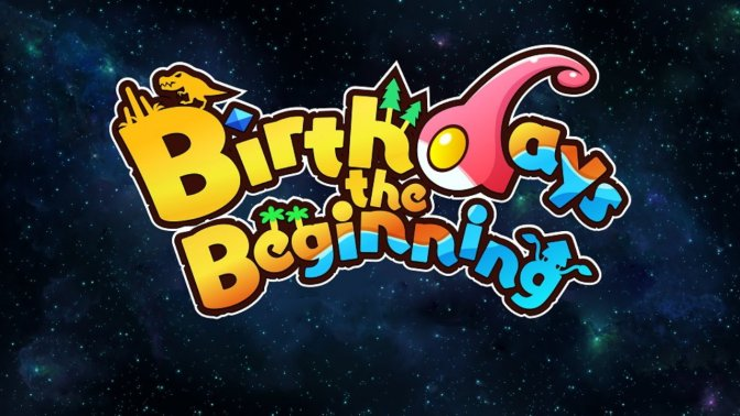 BIRTHDAYS THE BEGINNING – Ab sofort verfügbar !