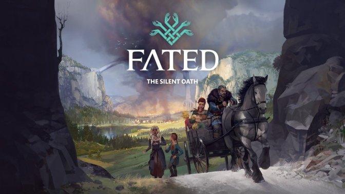 FATED: THE SILENT OATH – Ab sofort für Playstation VR erhältlich !