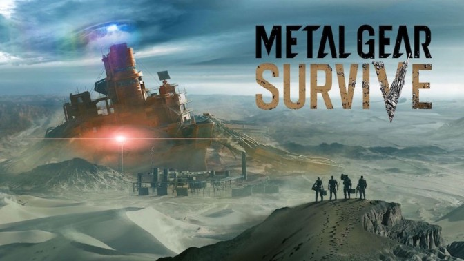 METAL GEAR SURVIVE – Neue Screenshots veröffentlicht