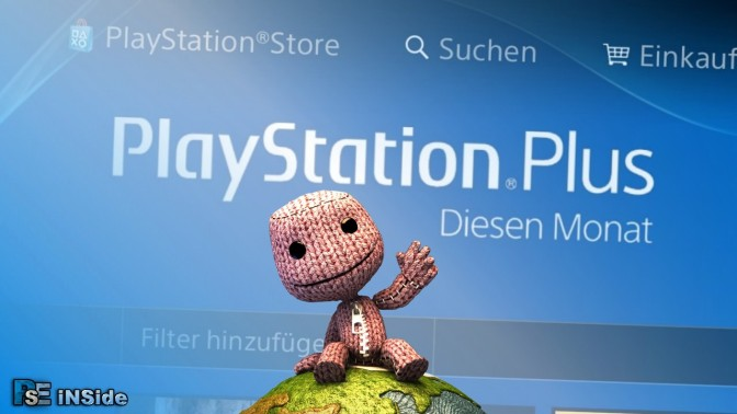PLAYSTATION PLUS – Das sind die Gratis Games für April 2017