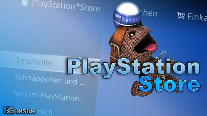 PLAYSTATION STORE – Update KW 46