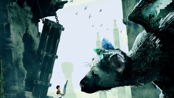 THE LAST GUARDIAN – Patch 1.03 erschienen