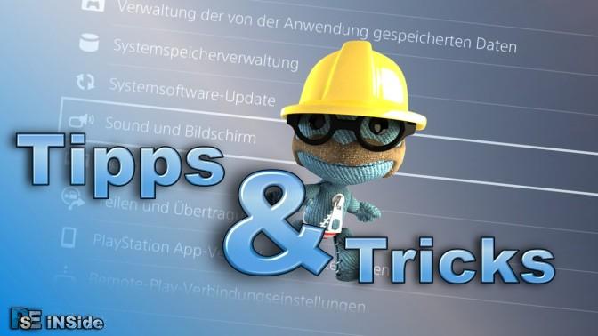 [ TIPPS ] …trotz PSVR, Spiele in HDR erleben