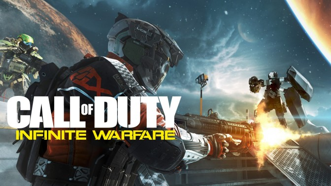 INFINITE WARFARE – Double XP Weekend ist live