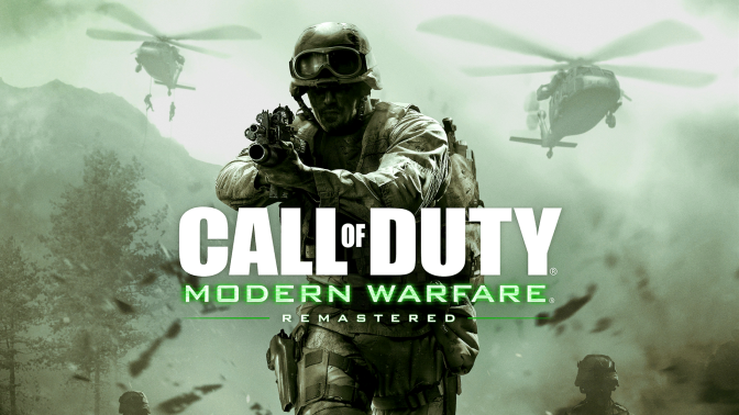MODERN WARFARE REMASTERED – Double XP Weekend gestartet
