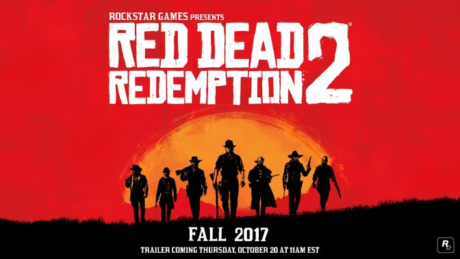 RED DEAD REDEMPTION 2 – Der Trailer ist da!