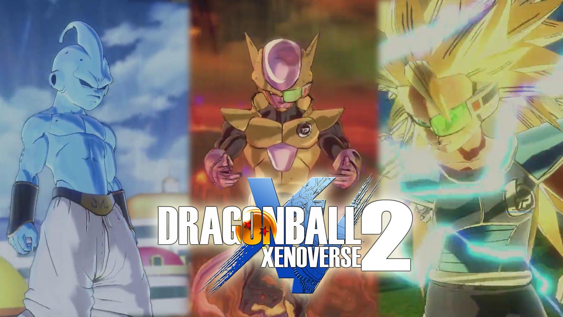 DRAGON BALL XENOVERSE 2 – 4. DLC kommt am 27. Juni