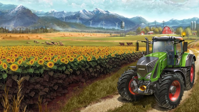 FARMING SIMULATOR 17 – Patch 1.04 erschienen