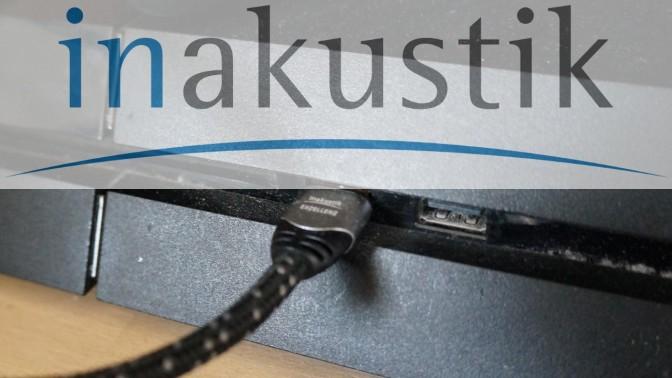 [ TEST ] INAKUSTIK USB EXZELLENZ KABEL