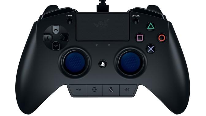 """RAZER – bringt einen eigenen PS4 """"ELITE"""" Controller"""