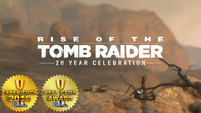 [ TEST ] RISE OF THE TOMB RAIDER – 20-jähriges Jubiläum – Day One Edition