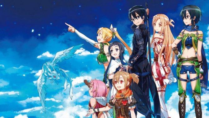 SWORD ART ONLINE: HOLLOW REALIZATION – 3 Story-DLCs angekündigt
