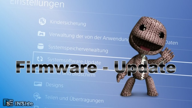 PLAYSTATION 4 – Firmware 4.73 erschienen