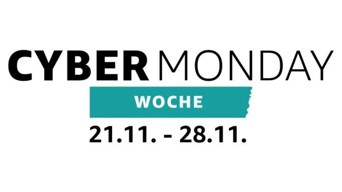 AMAZON.DE – Countdown zur Cyber Monday Woche gestartet