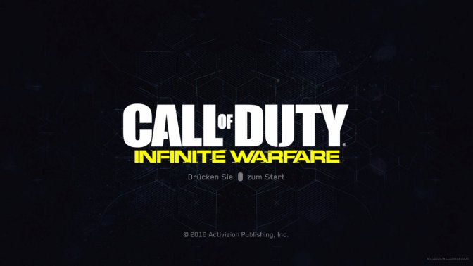 INFINITE WARFARE – Patch 1.15 erschienen