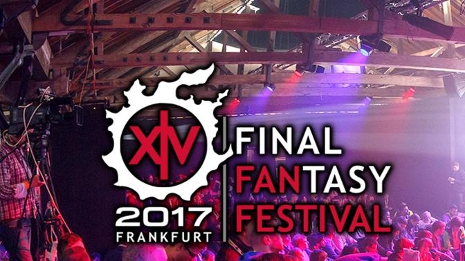 FINAL FANTASY XIV – Tickets für das Fan Festival 2017 in Frankfurt ab sofort erhältlich