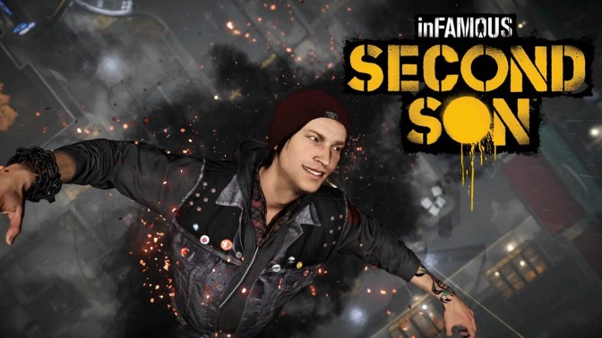INFAMOUS SECOND SON – Patch 1.05 erschienen