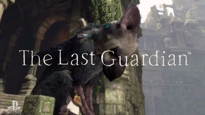 THE LAST GUARDIAN – Collectors Edition im Unboxing-Video