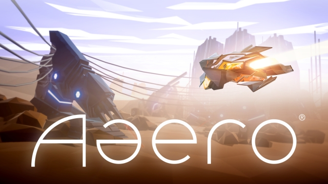 AAERO – Vereint Shooter-Action und Fette Beats