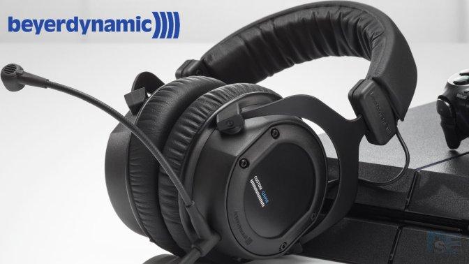 """BEYERDYNAMIC – PS4 Pro Headset """"Custom Game"""" kommt im Februar"""