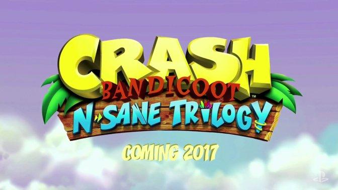 CRASH BANDICOOT – Neue Infos zur N. Sane Trilogy