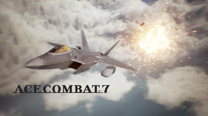 ACE COMBAT 7 – Trailer in luftigen Höhen